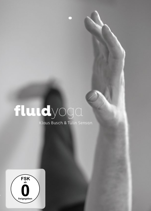 <strong>Fluid Yoga</strong> DVD Cover